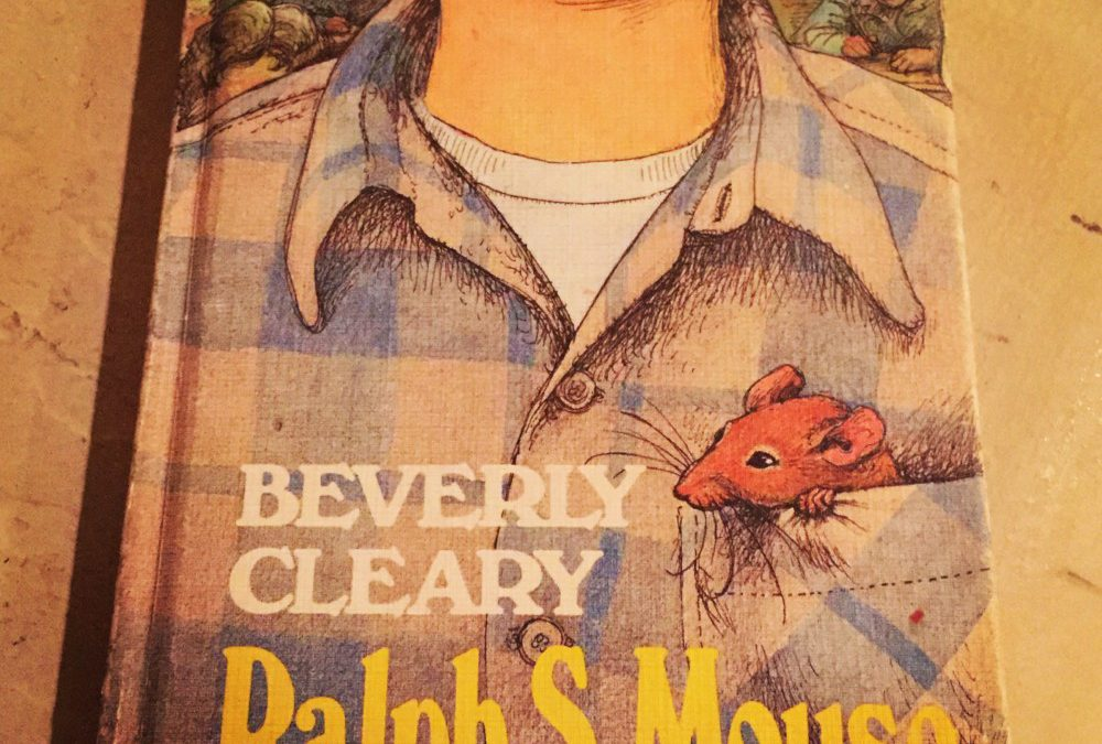 Beverly Cleary, My Love of Books and the Writing Process