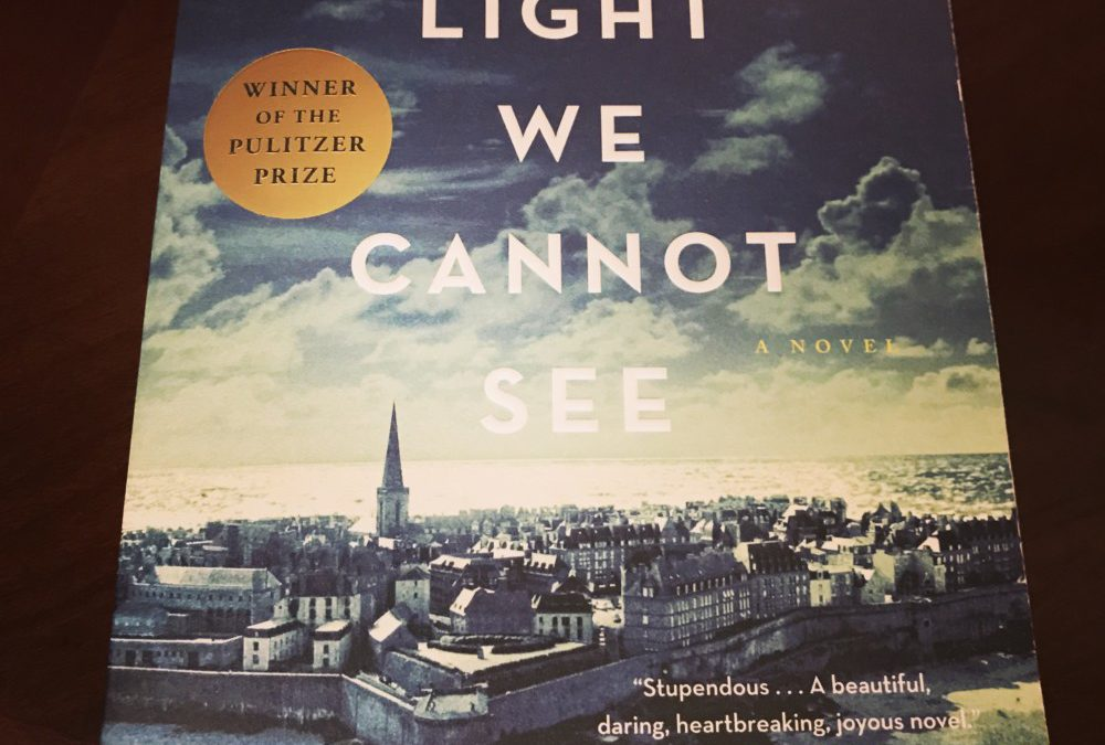 A Conversation with All The Light We Cannot See Writer Anthony Doerr