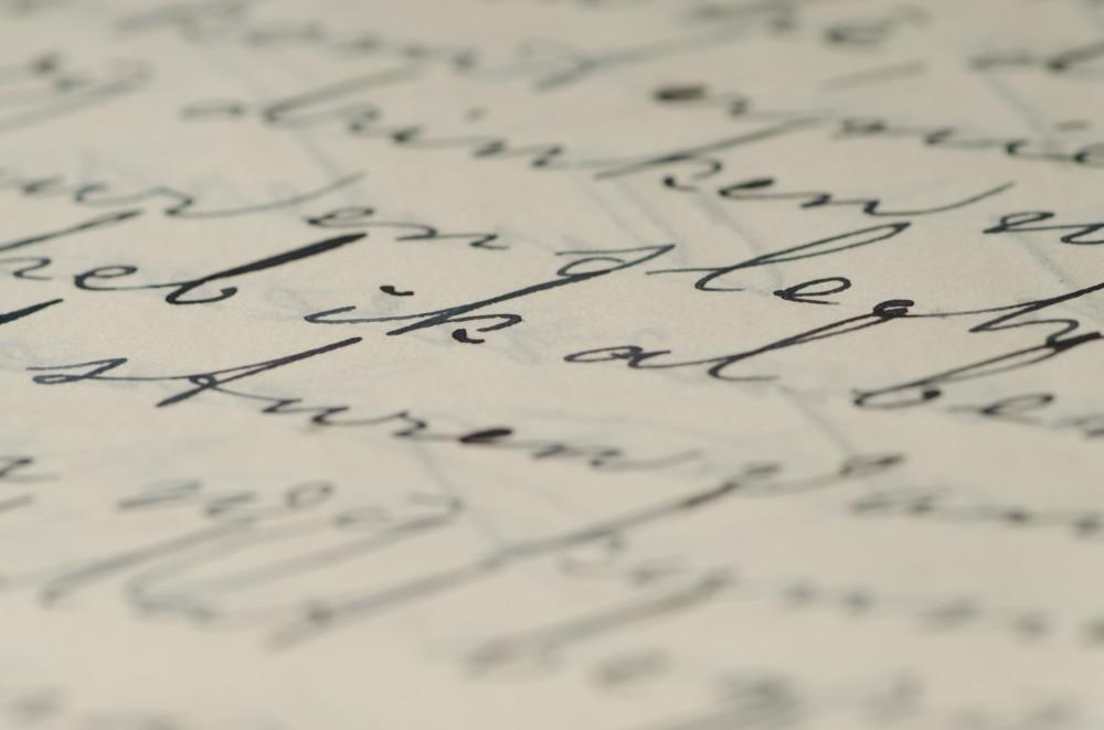 Still Writing